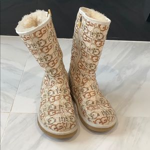 Limited Edition UGG Boots size 6